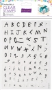 Docrafts Clear Stamps - Roald Dahl - Alphabet