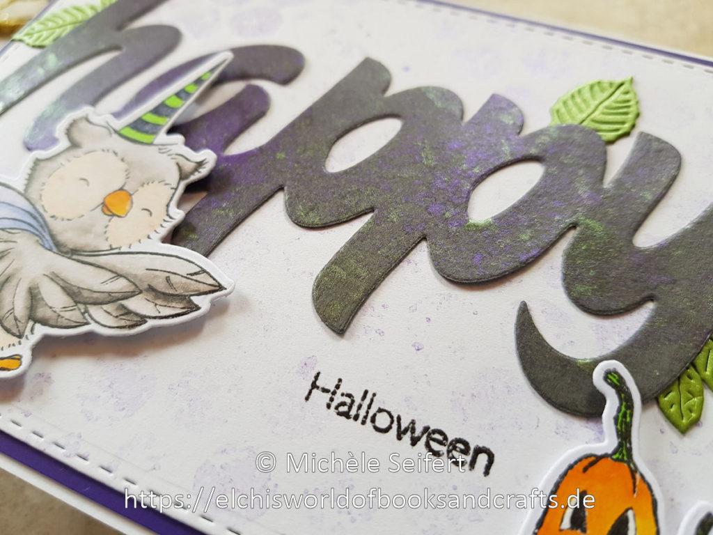 MFT - Spooktacular Friends - Happy Halloween