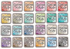 Distress Oxide Pads