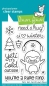 Preview: Lawn Fawn Clear Stamps - Yeti, Set, Go