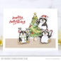 Preview: Die-namics - Holiday Penguins