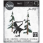 Preview: Sizzix Tim Holtz Thinlits - Thin Ice