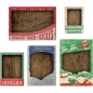 Preview: Tim Holtz Vignette Box Tops - Christmas #2