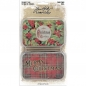 Preview: Tim Holtz Trinket Tins - Christmas #2