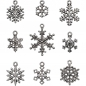 Mobile Preview: Tim Holtz - Adornments - Snowflake