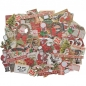 Preview: Tim Holtz Ephemera Pack - Christmas Snipets #2