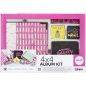 Preview: We R Memory Keepers 4 x 4 Album Kit - It Factor