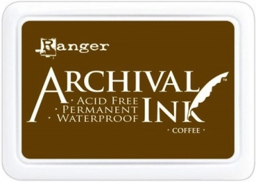 Archival Ink - Coffee