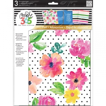 Create 365 Big Planner Covers April Flowers