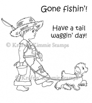Gone Fishin`