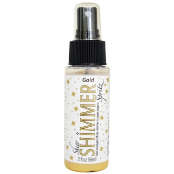 Sheer Shimmer Spritz Spray - Gold (59ml)