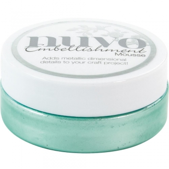 Nuvo Mousse - Aquamarine