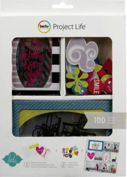 Project Life Mini Kit - Heidi Swapp