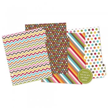 %Snap! Patterned Chipboard Dividers%