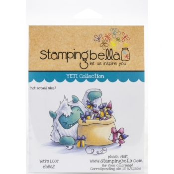 Stamping Bella - YETI collection - Yeti`s LOOT
