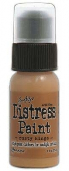Distress Paint - Rusty Hinge