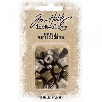 Tim Holtz - idea-ology Tiny Bells *Neu*