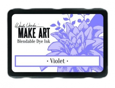 Wendy Vecchi Make Art Bledable Dey Ink - Violet
