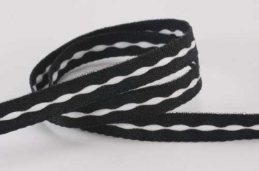 "Ribbon Bubblicious ""Black / White"""