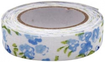 FabScraps - Adhesive Ribbon Tape - Spring Flower