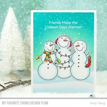 MFT Frosty Friends
