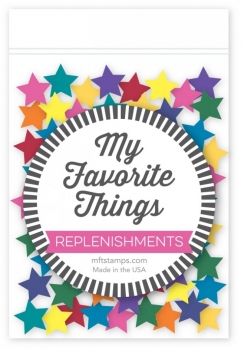 MFT Replenishments - Star Confetti Mix