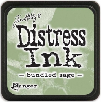 Mini Distress Ink Pad - Bundled Sage