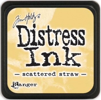 Mini Distress Ink Pad - Scattered Straw