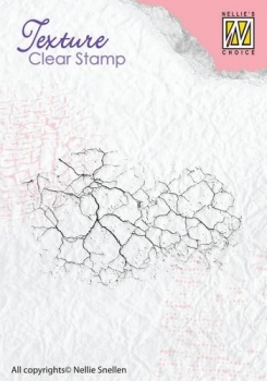 Nellies Choice Clearstamp - Writing