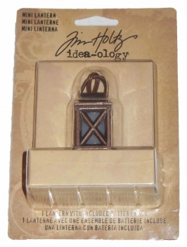 Tim Holtz - Mini Laterne