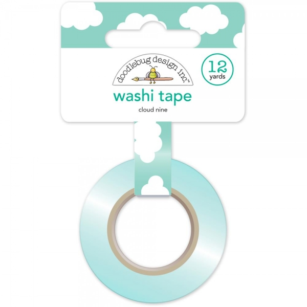 Doodlebug Washi Tape - Cloud Nine