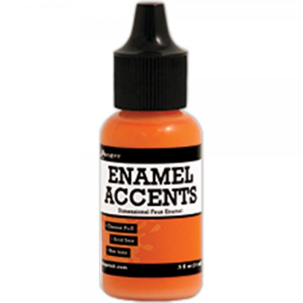 Enamel Accents - Cheese Puff