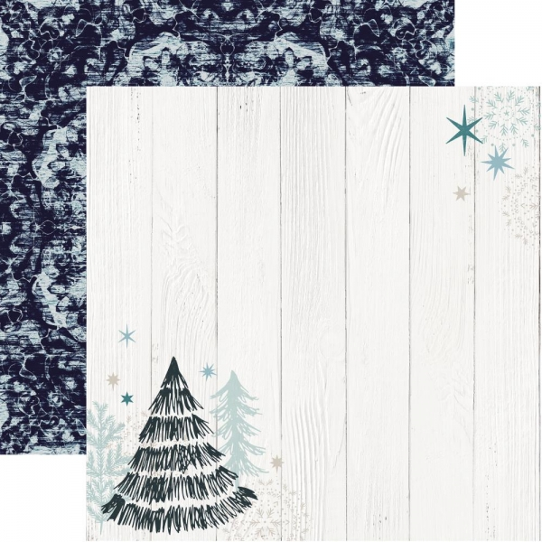Kaisercraft - Wonderland Collection - Frost 12""