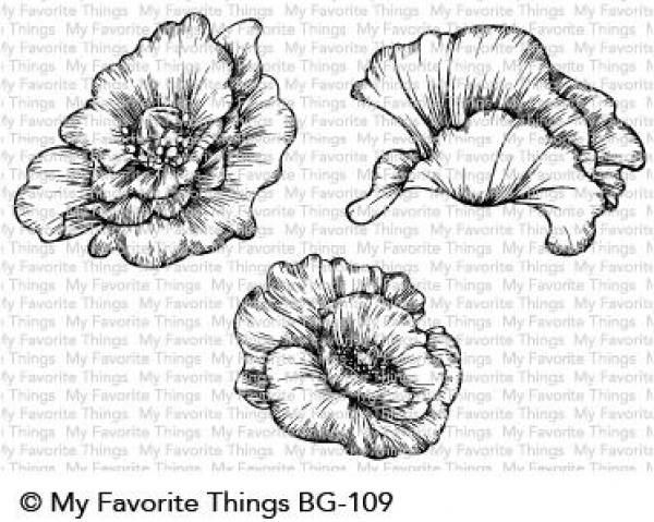 MFT - Poppy Blooms