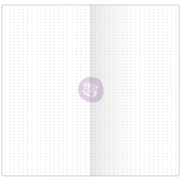 Prima Traveler`s Journal Notebook Refill - Standard- Monthly
