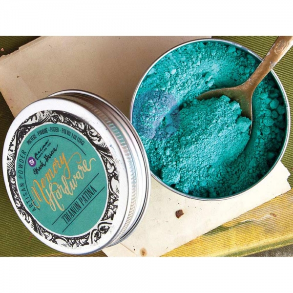 Prima Marketing Artisan Powder - Trianon Patina