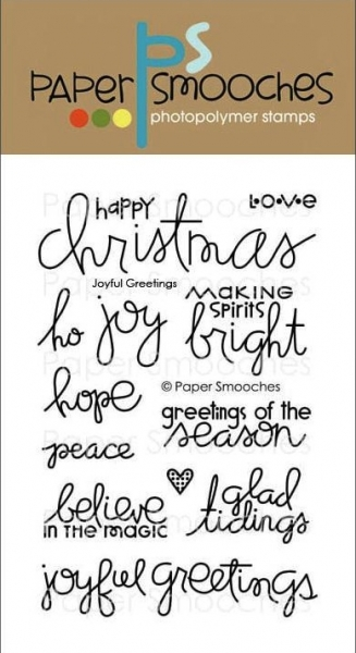 Paper Smooches - Joyful Greetings
