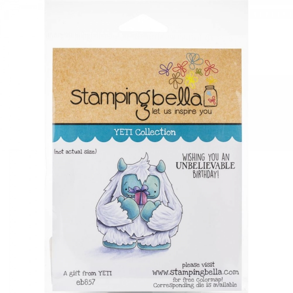 Stamping Bella - YETI collection - A gift from YETI