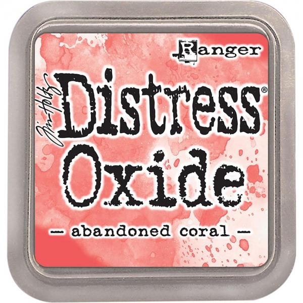 Ranger - Tim Holtz Distress Oxide Pad - Abandoned Coral