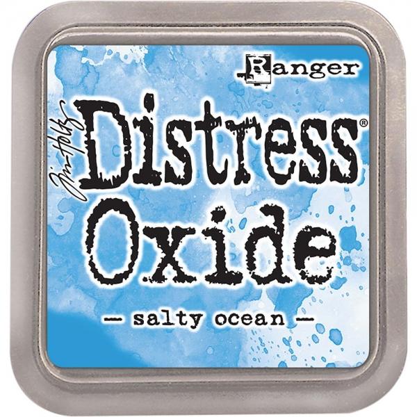 Ranger - Tim Holtz Distress Oxide Pad - Salty Ocean
