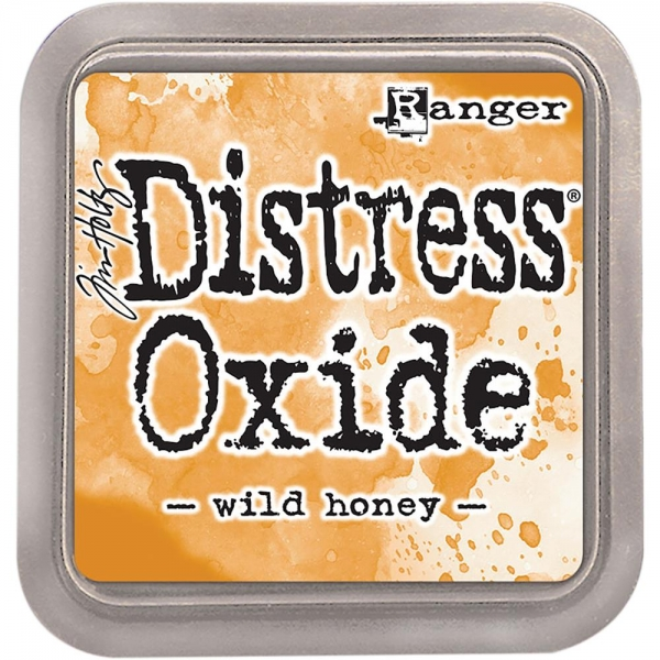 Ranger - Tim Holtz Distress Oxide Pad - Wild Honey