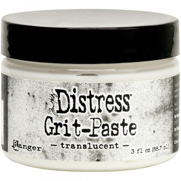 Tim Holtz Distress Grit Paste - Translucent