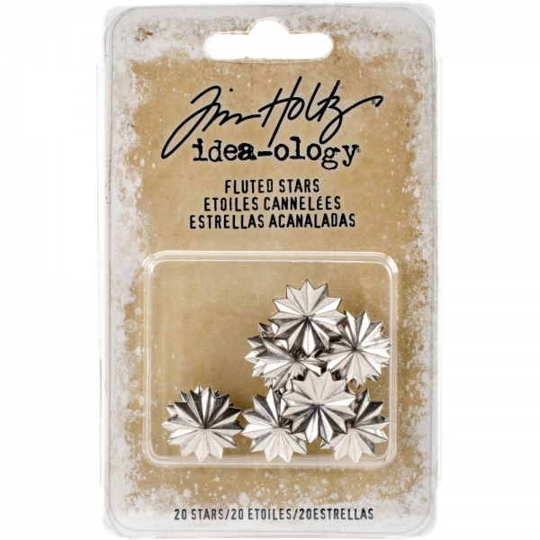 Tim Holtz - idea-ology Fluted Stars