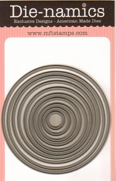 Die-namic Circle Stax 1