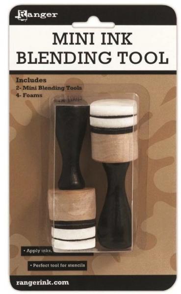 Mini Ink Blending Tool Rund - NEU