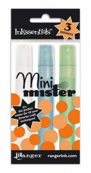 Mini Mister Sprühflaschen 3 Stück