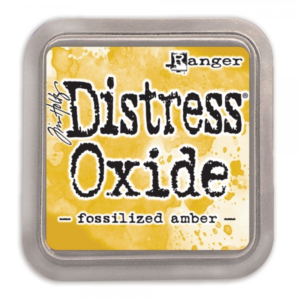 Ranger - Tim Holtz Distress Oxide Pad - Fossilized Amber