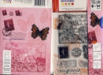 7 Clearstamps - Butterfly Postage