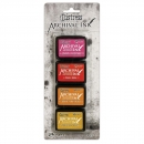 Distress Archival Mini Ink Pad Kit - Kit 2
