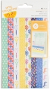 Amy Tangerine Washi Tape Streifen Set